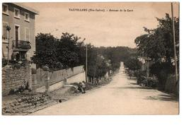 VAUVILLERS AVENUE DE LA GARE ANIMEE - Other Municipalities
