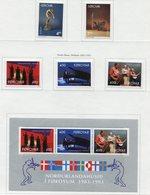 Foroyar - 1993 Annata Completa | Complete Year Set ** - Isole Faroer