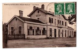 PORT D ATELIER LA GARE - Autres Communes