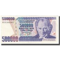 Billet, Turquie, 500,000 Lira, 1970, 1970-10-14, KM:212, SUP - Turquie