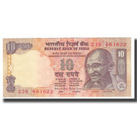 Billet, Inde, 10 Rupees, KM:89a, SPL - Inde