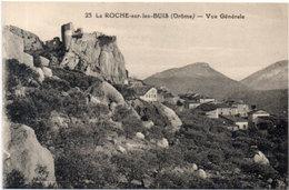 LA ROCHE SUR LES BUIS - Vue Générale    (113656) - Autres Communes