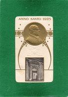 IMAGE PIEUSE: 1925 Année Sainte Jubilé Le Pape Pie XI - Images Religieuses