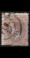 SPANIEN SPAIN [1879] MiNr 0181 ( O/used ) - 1875-1882 Königreich: Alphonse XII.