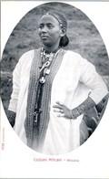 AFRIQUE - ETHIOPIE -- Costumi Africani - Abissina - Ethiopie