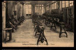 51 - Collège De CHÂLONS SUR MARNE - Ateliers - Tours - Châlons-sur-Marne