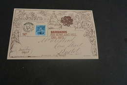 M6229 - Bloc MNH Barbados 1979 - Sir Rowland Hill - Rowland Hill