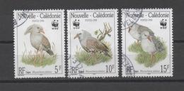 Nouvelle-Calédonie SC798 à SC800 1998 - Usati