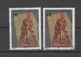 Nouvelle-Calédonie SC903 X 2  2002 - Neukaledonien
