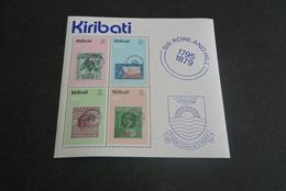 M6232  - Bloc MNH Kiribati 1979 - Sir Rowland Hill - Rowland Hill