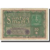 Billet, Allemagne, 50 Mark, 1919, 1919-06-24, KM:66, TTB - 50 Mark