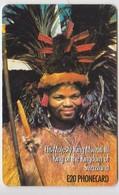 #09 - SWAZILAND-03 - H. M. KING MSWATI III - Swaziland