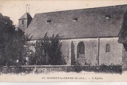 CPA / Nogent Le Phaye (28) L'Eglise     Ed Desaix   33 - Sonstige Gemeinden