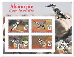 Rwanda 2008, Postfris MNH, Birds, WWF - 1990-99: Ongebruikt