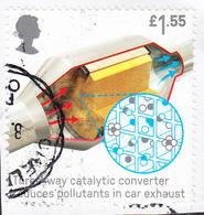 2019   British Engineering (2019) - Catalytic Converter  £1.55  Used On Paper - 1952-.... (Elizabeth II)