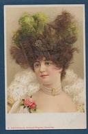Femme Avec Cheveux Ajoutés - Femmes