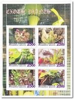 Sri Lanka 2008, Postfris MNH, Exotic Plants - Sri Lanka (Ceylon) (1948-...)