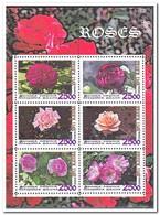 Sri Lanka 2008, Postfris MNH, Flowers, Roses - Sri Lanka (Ceylon) (1948-...)