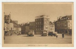 22 - Saint-Brieuc -        Place De La Grille - Saint-Brieuc