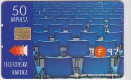 #09 - BOSNIA-03 - SARAJEVO FILM FESTIVAL - Bosnia