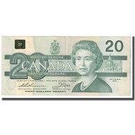 Billet, Canada, 20 Dollars, 1991, KM:97a, TTB - Canada