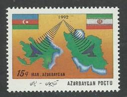 Azerbaijan 1993 Year, Mint Stamp MNH (**) - Azerbaïjan