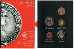 Suède - Mint Set 2002 - Sweden