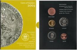 Suède - Mint Set 2003 - Sweden