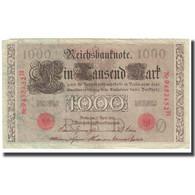 Billet, Allemagne, 1000 Mark, 1910, 1910-04-21, KM:44a, TTB - [ 2] 1871-1918 : German Empire