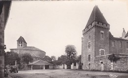 [24] Dordogne > Saint Jean De Cole L'église Le Château Façade Sud - Francia