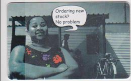 #09 - NAMIBIA-04 - WOMAN - Namibia