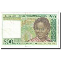 Billet, Madagascar, 500 Francs = 100 Ariary, 1994, KM:75b, TTB - Madagascar
