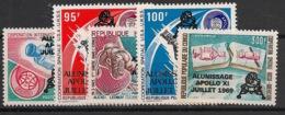 Congo - 1979 - Poste Aérienne PA N°Yv. 249 à 253 - Apollo XI - Neuf Luxe ** / MNH / Postfrisch - Afrika
