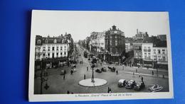 5. ROUBAIX - Grand ' Place Et Rue De La Gare - Roubaix