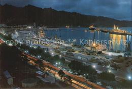 72546281 Santa Cruz De Tenerife Hafen Nacht Santa Cruz De Tenerife - Spain