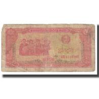 Billet, Cambodge, 5 Riels, 1987, KM:29a, TB - Cambodia