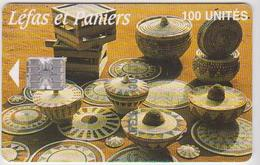 #09 - GUINEA - LÉFAS ET PANIERS - TRADITIONAL ART - Guinee