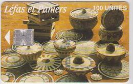 #09 - GUINEA - LÉFAS ET PANIERS - TRADITIONAL ART - Guinée