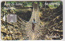 #09 - GUINEA - BRIDGE - Guinea