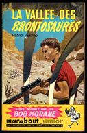 """ BOB MORANE: La Vallée Des BRONTOSAURES "", Par Henri VERNES - E.O.  MJ N° 54 - Aventures. - Books, Magazines, Comics"
