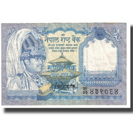 Billet, Népal, 1 Rupee, KM:22, TTB - Nepal