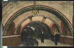 CPA Métro à Identifier US Ou Canada - Circa 1910 - Postcards