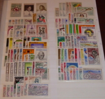 Congo - Poste - Complete Collection (1959-1969) - Incl. 136A / 136B - Neuf Luxe ** / MNH / Postfrisch - Congo - Brazzaville