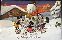 Gelukkig Nieuwjaar 8974 - Nouvel An
