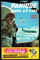 """"""" BOB MORANE: Panique Dans Le Ciel """", Par Henri VERNES- E.O.  MJ N° 34 - Aventures. - Books, Magazines, Comics"""
