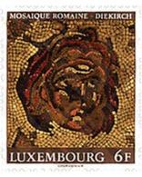Ref. 97522 * MNH * - LUXEMBOURG. 1977. ROMANIC MOSAIC . MOSAICO ROMANO - Neufs