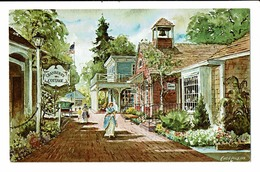 CPA - Carte Postale - Etats Unis- New York Long Island Milleridge Inn-VM3026 - Long Island