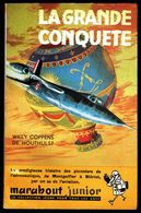 """"""" LA GRANDE CONQUÊTE """", Par Willy COPPENS De HOUTHUSLT- E.O.  MJ N° 31 - Récit. - Marabout Junior"""