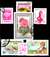 Siria-00114 - Valori Del 1976-79 (o) Used - Senza Difetti Occulti. - Siria