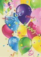 Australia Maximum Card Mi 3658 - Postal Stationery - Precious Moments - Balloons - 2012 - Maximumkaarten